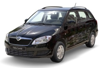 rent Skoda Fabia Wagon