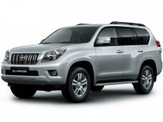 прокат авто Toyota Land Cruiser 150 Prado